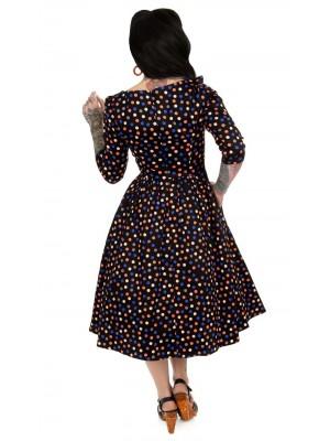 Confetti Swing Dress