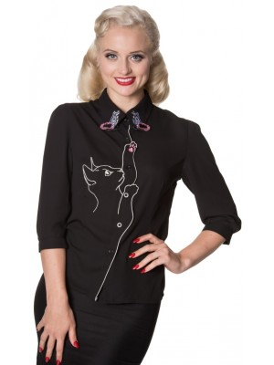 Kitty Cat Blouse