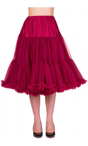 Petticoat bordeaux