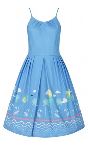Croisette Dress