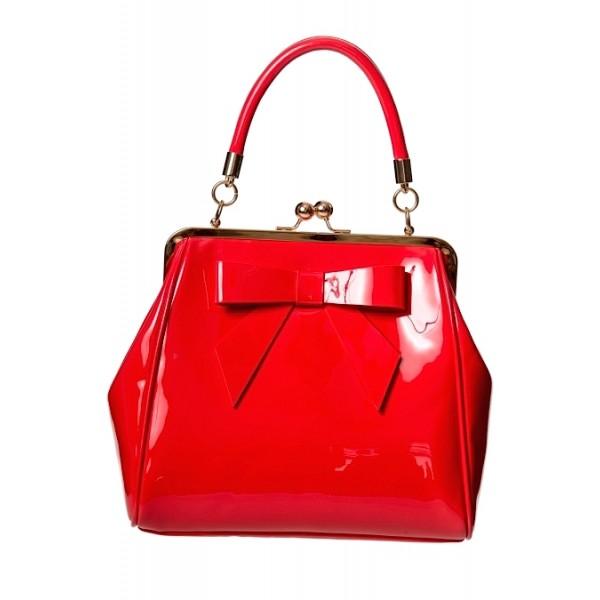 """Vintage Bag """"Red"""""""