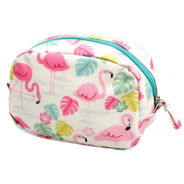 """Make up Bag """"Flamingos"""""""