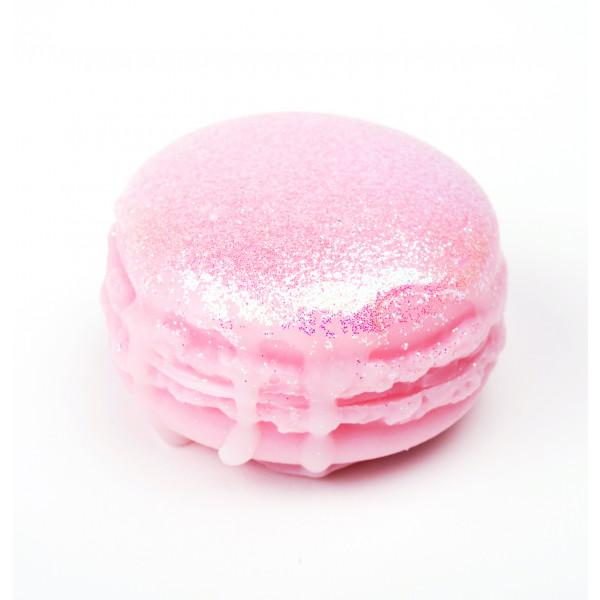 Rose Macaron Seifentörtchen