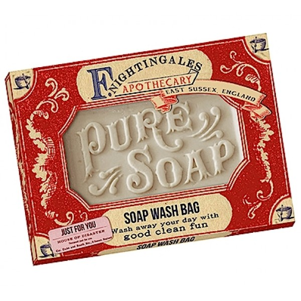 "Washbag ""Soap"""