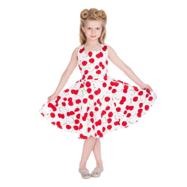 Cherry Kids Dress