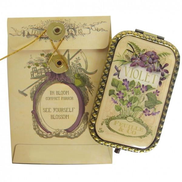 """Taschenspiegel """"Violet"""""""