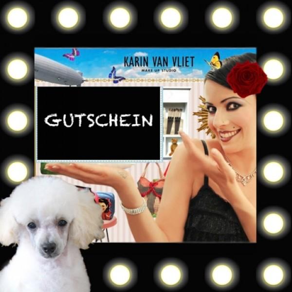 Make up Beratung Gutschein