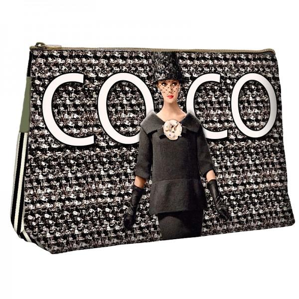 "Make up Bag ""Coco"""