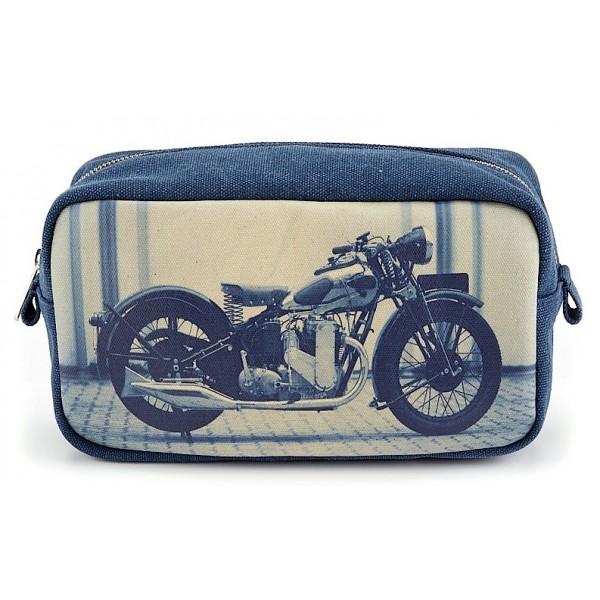 "Wash Bag ""Motorbike"""