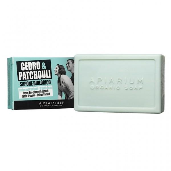 Cedar & Patchouli Organic Soap 150gr