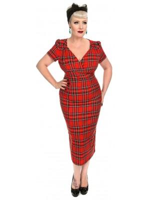 Tartan Love Dress