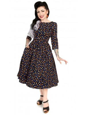 Confetti Swing Dress
