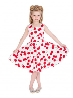 Cherry Kids Dress
