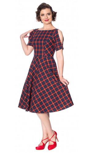 Sally Dress Red