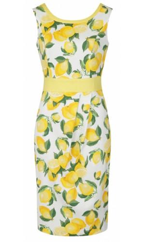 Zitronella Dress