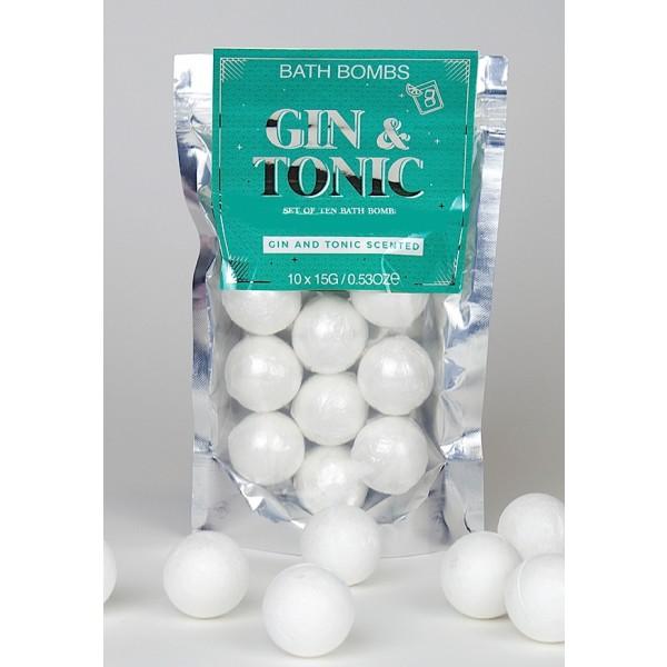 Gin & Tonic Badebomben