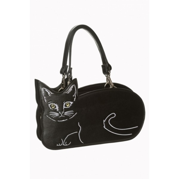 "Tasche ""Lazy Kittie"""
