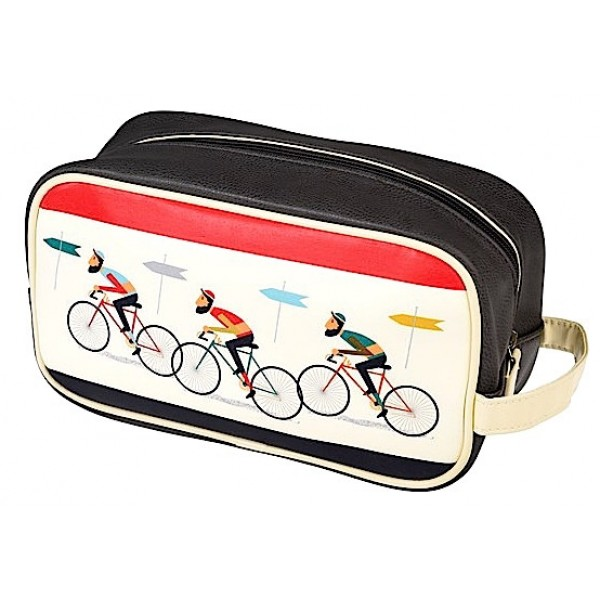 "Wash Bag ""Bicycle"""