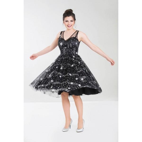 Silver Star Dress