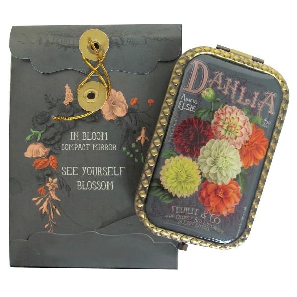 """Taschenspiegel """"Dahlia"""""""