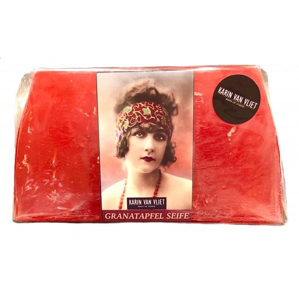 Granatapfel Seife Karin van Vliet