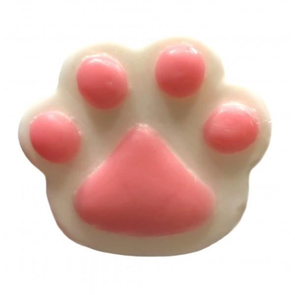 Katzenpfoten Seife