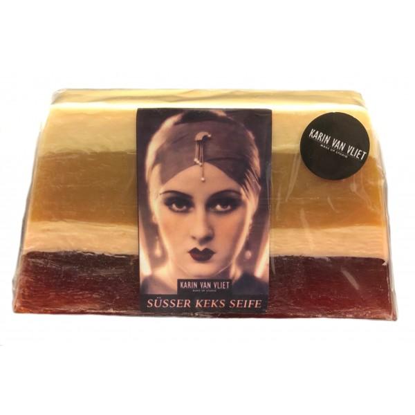 Süßer Keks Seife Karin van Vliet