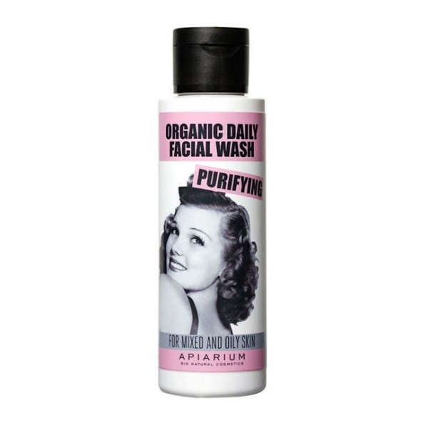 Purifying Organic Daily Facial Wash 100ml