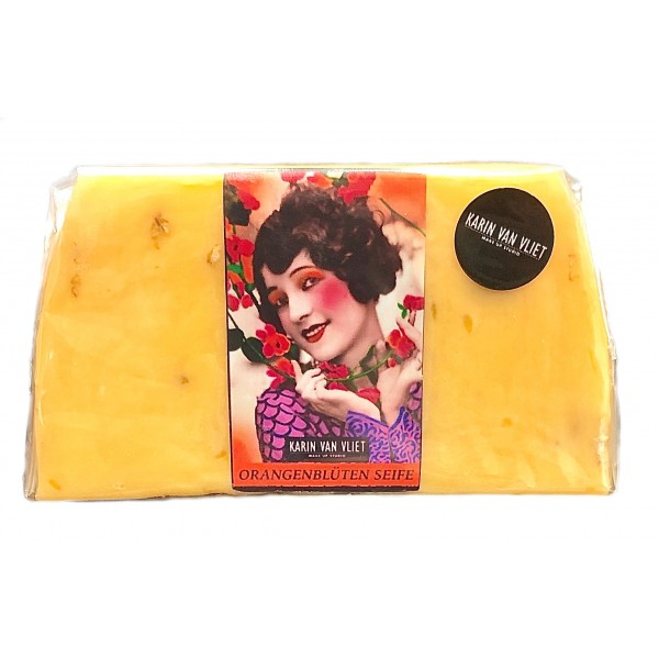 Orangenblüten Seife Karin van Vliet