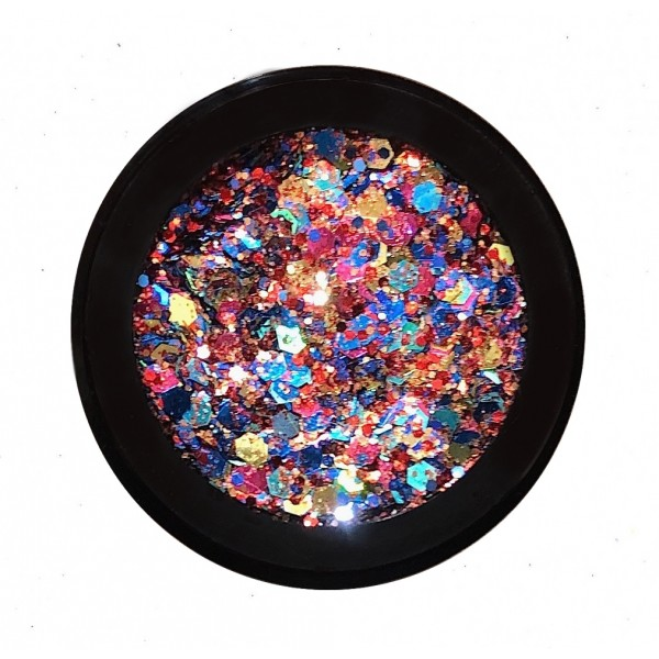 Space Glitter Confetti Karin van Vliet